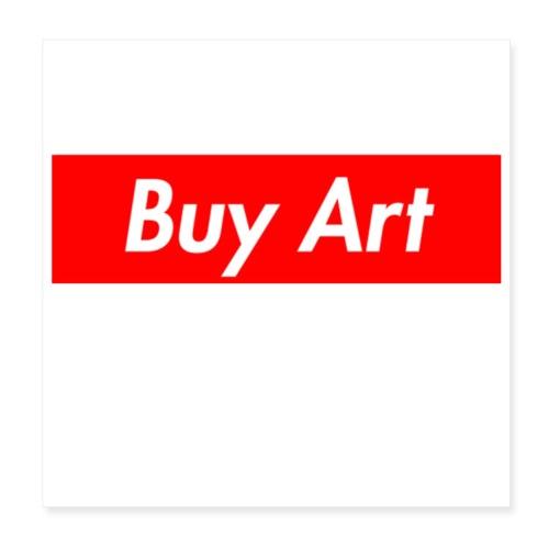 Buy Art Not Drugs - Juliste 20 x 20 cm