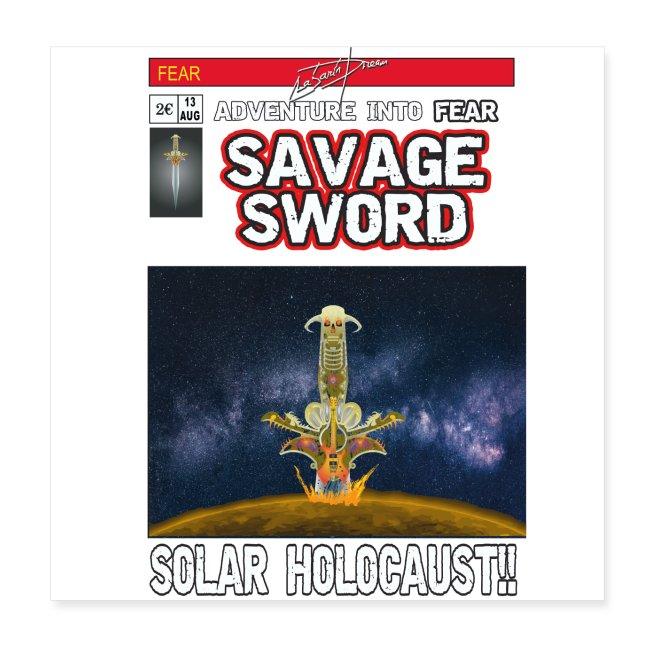 180813 Savage Sword Comic Lajarin Dream