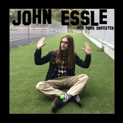 John Essle och Hans Orkester - Poster 20x20 cm