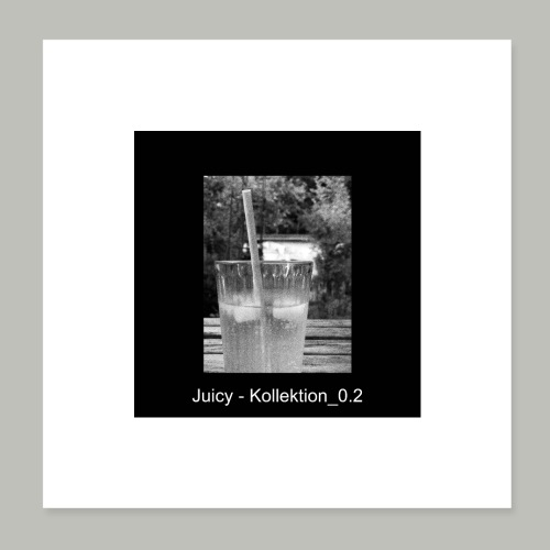 Juicy - Kollektion_0.2 - Poster - Poster 20x20 cm