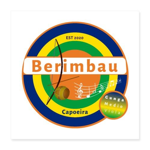 Berimbau 27 - Poster 40x40 cm