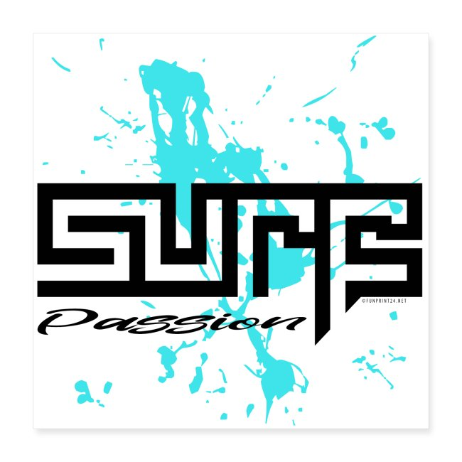 SURF PASSION Surfer textiles, gifts, products