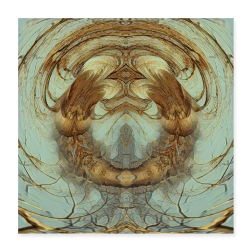 PhoTo-ARTwork.... (DESIGN_POSTER) - Poster 40x40 cm