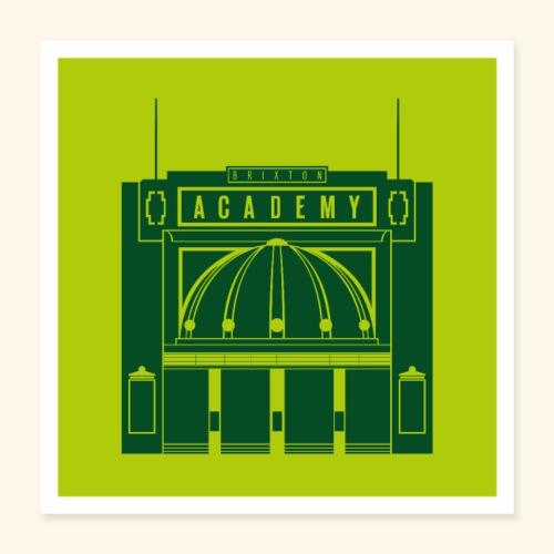 Brixton Academy - Poster 16 x 16 (40x40 cm)