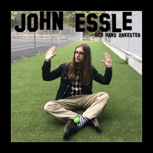 John Essle och Hans Orkester - Poster 40x40 cm