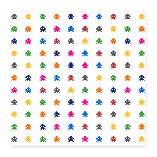 Gamer - Poster 40x40 cm