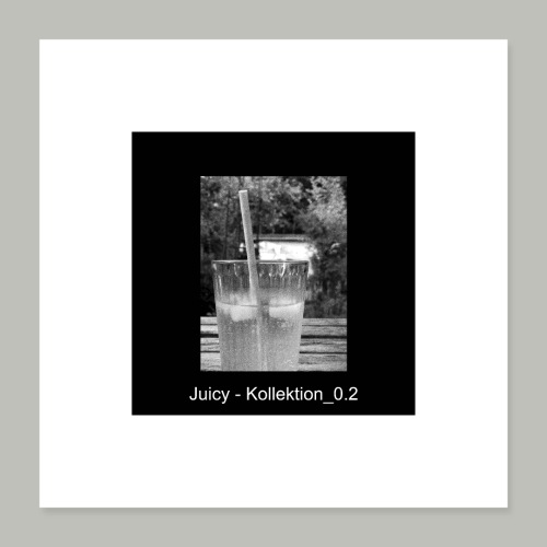 Juicy - Kollektion_0.2 - Poster - Poster 40x40 cm