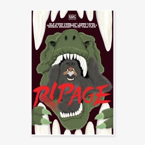 Ripage - Poster 24 x 35 (60x90 cm)