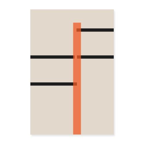 Strasse - Poster 60x90 cm