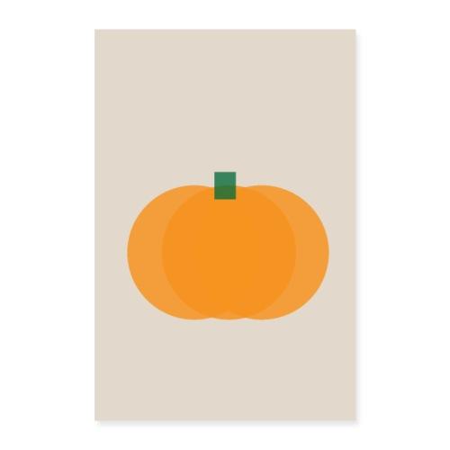 Pumpkin - Poster 60x90 cm