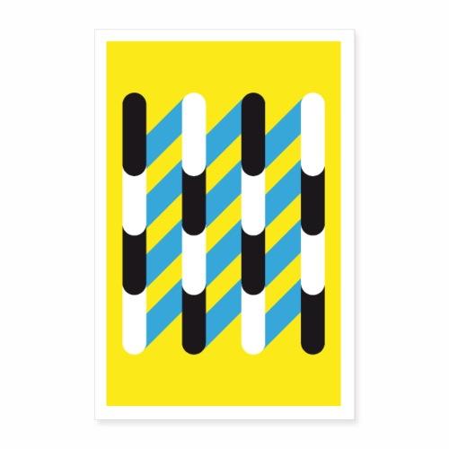 Stangen - Poster 60x90 cm