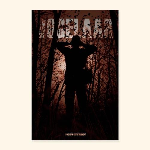 Vogelaar officiele poster - Poster 60x90 cm