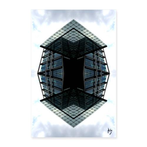 Enter Berlin - Poster 60x90 cm