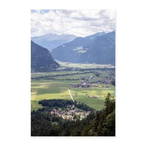 Grünsbach - Poster 60x90 cm