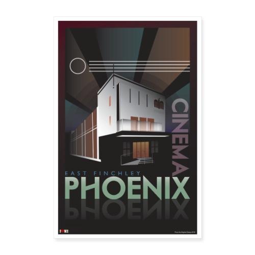 Phoenix Cinema Poster - Poster 24 x 35 (60x90 cm)