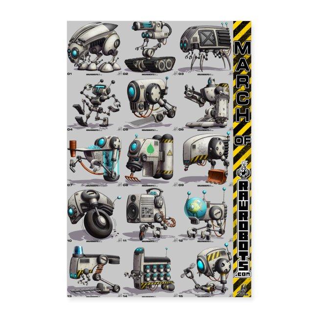 March of Rawrobots 01-15