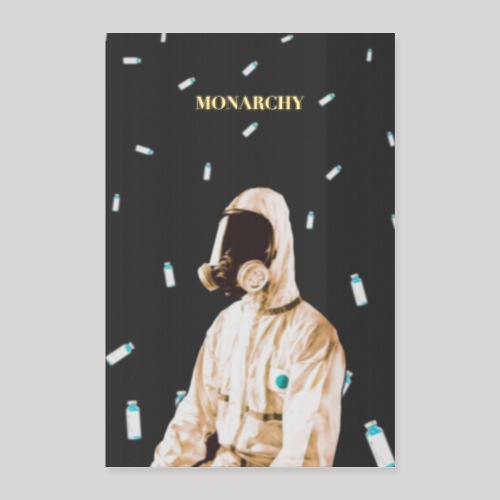 Monarchy | Poster - Poster 60x90 cm