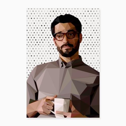Hernando - Poster 24 x 35 (60x90 cm)