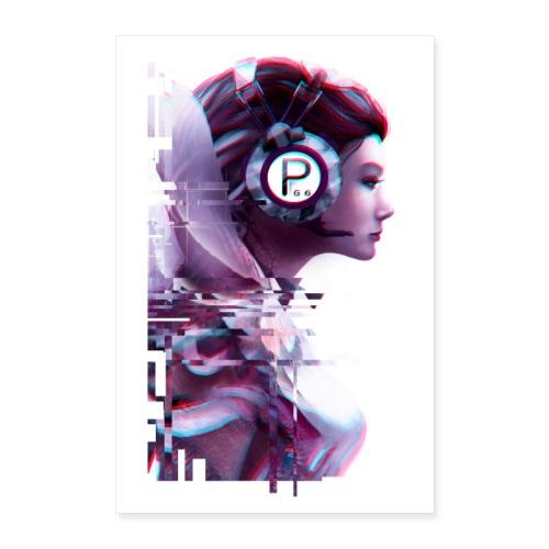 Plakat PG6 3 - Poster 60x90 cm