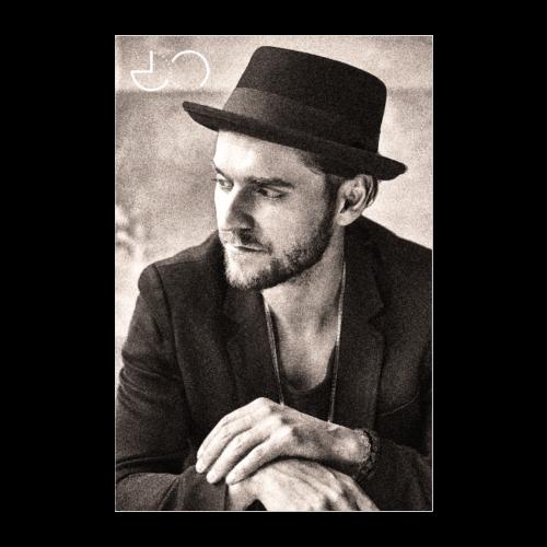 Johannes Oerding Foto - Poster 60x90 cm