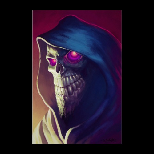 Deadly Grin - Poster 24 x 35 (60x90 cm)
