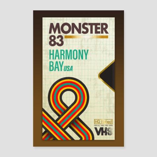 Harmony Bay - Poster 60x90 cm