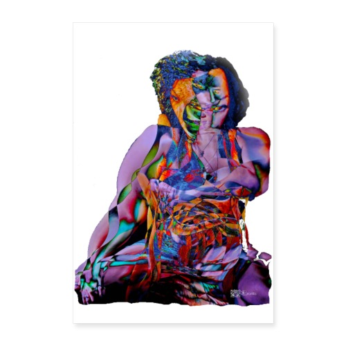 Teilt - Poster 60x90 cm