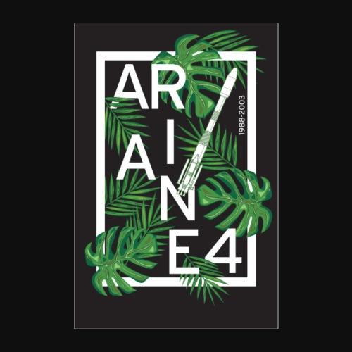 Ariane 4 - Oxygen - Poster 24 x 35 (60x90 cm)