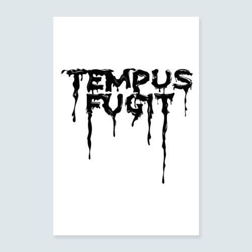 Tempus Fugit - Poster 60x90 cm