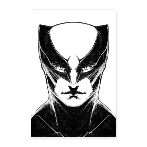 Bat - Poster 60 x 90 cm