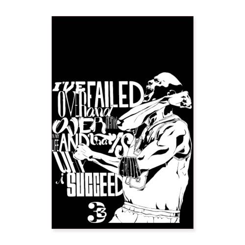 tretre poster - Poster 60x90 cm