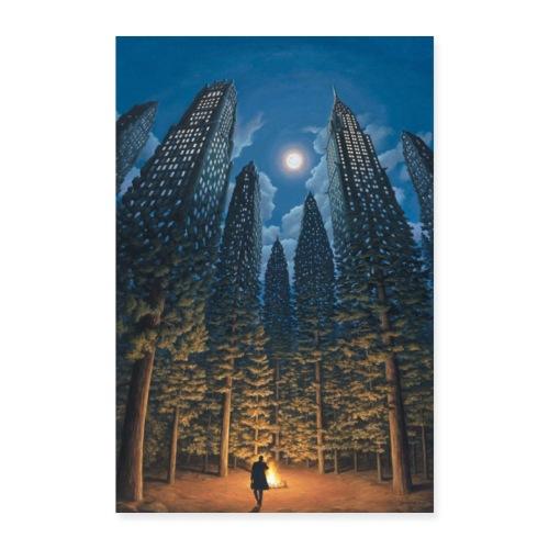 Cirrest - Poster 60x90 cm