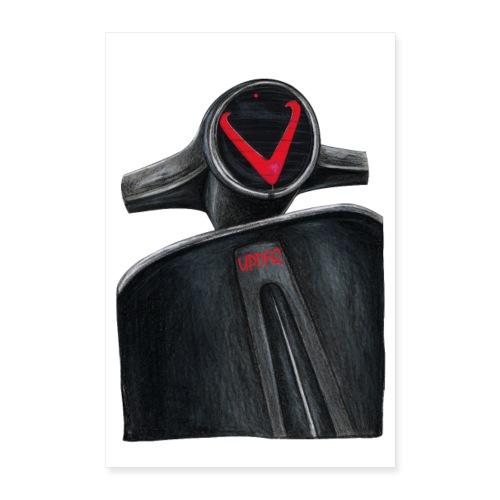 Moto POSTER - Poster 60x90 cm