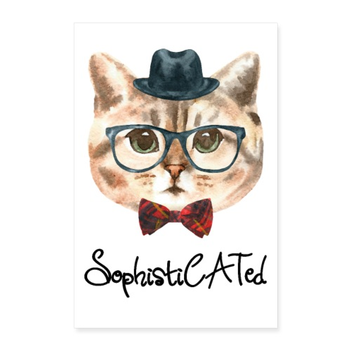 sophisticated - Poster 60x90 cm