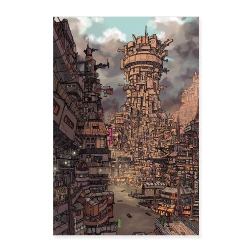 TTG Hive Colony - Poster 60x90 cm