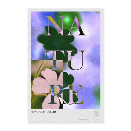 Nature - Poster 60x90 cm
