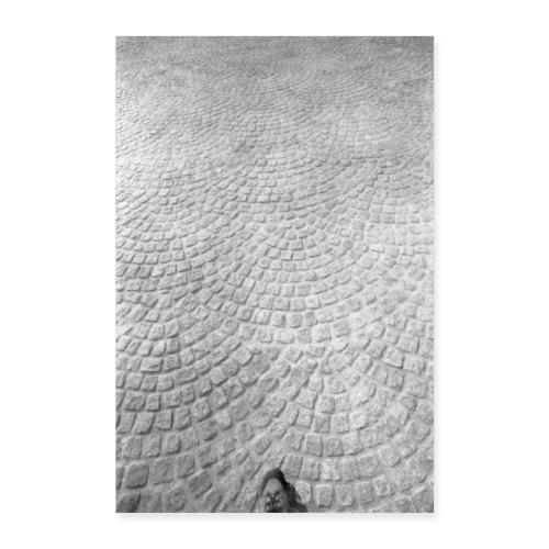 Walking - Póster 60x90 cm