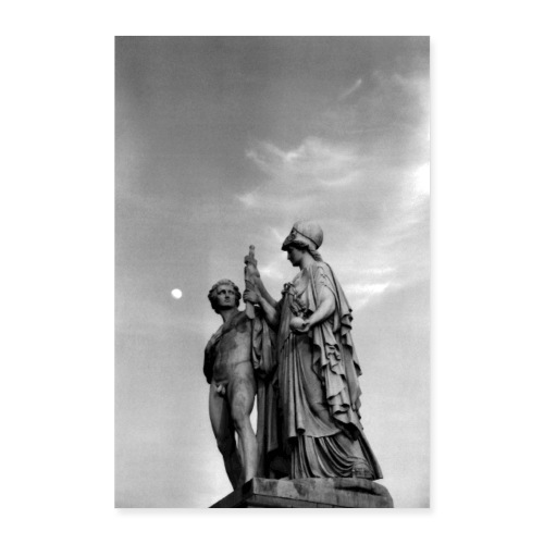 Statue I - Póster 60x90 cm