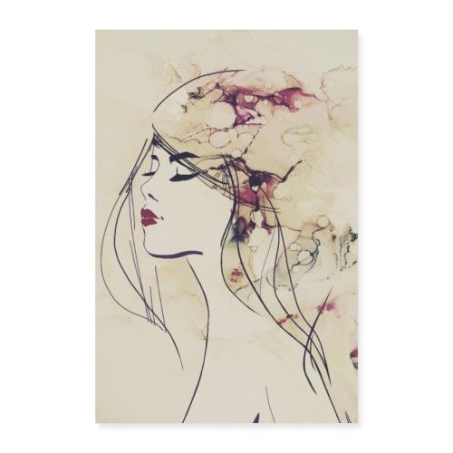 ladylike - Poster 60x90 cm