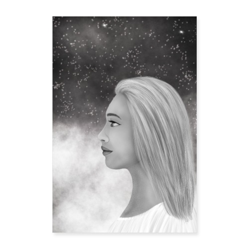 Angel - Poster 60x90 cm