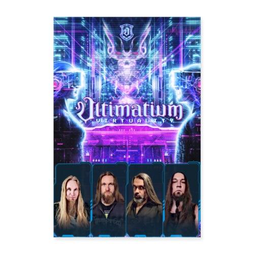 Virtuality Poster - Juliste 60x90 cm
