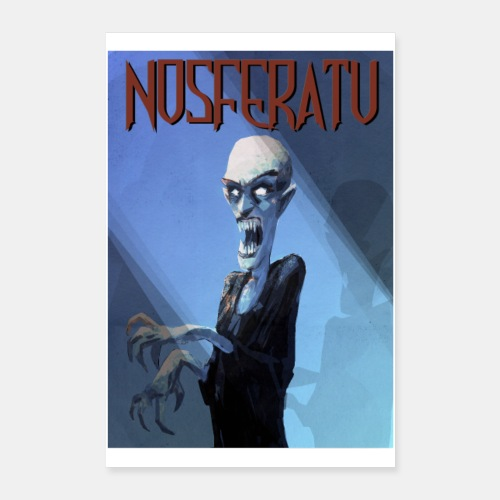 Nosferatu poster - Póster 60x90 cm