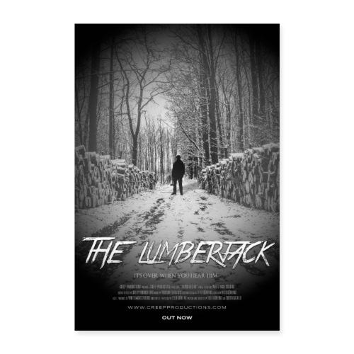The Lumberjack Poster - Poster 24 x 35 (60x90 cm)