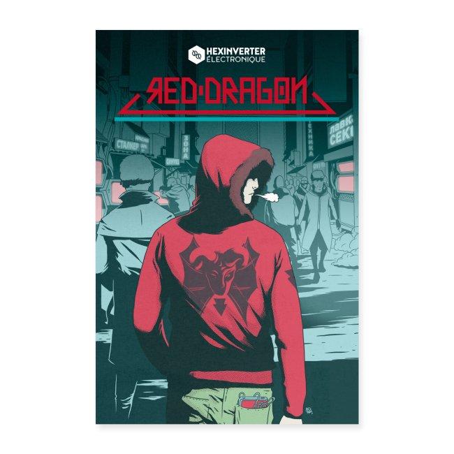 Hexinverter Red Dragon