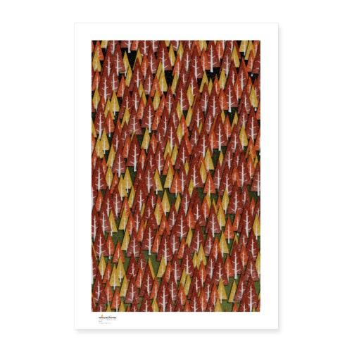 trees - Póster 40x60 cm
