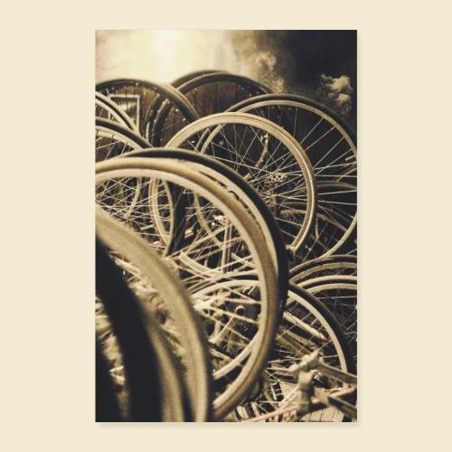 Poster | Radball | Cycle Ball 01 - Poster 40x60 cm