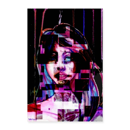 Diversity Pixel - Poster 40x60 cm