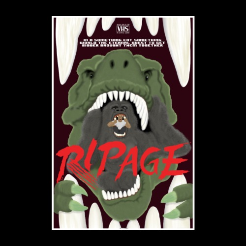 Ripage - Poster 40x60 cm