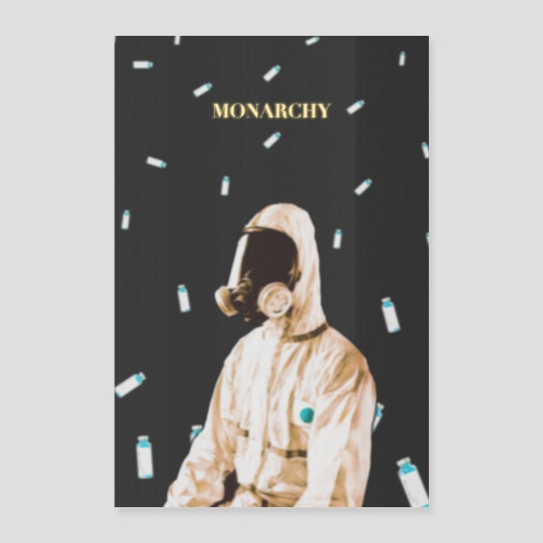 Monarchy | Poster - Poster 40x60 cm