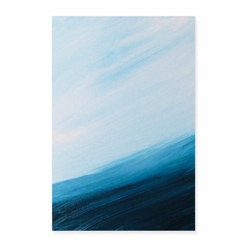 Turnaround hochformat - Poster 40x60 cm